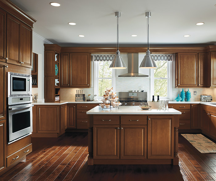 Homecrest Kitchen Cabinets Reviews: Terrain Cabinet Finish On Maple
