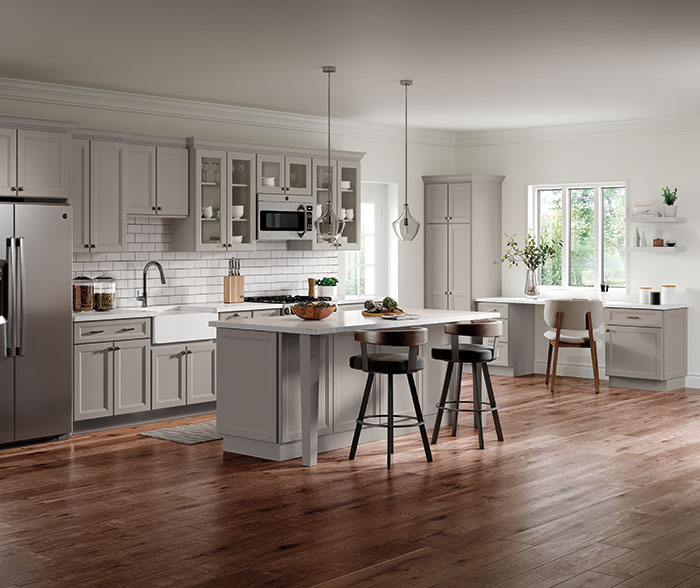 gray_cabinets_in_transitional_kitchen